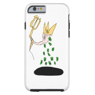 Cash Rules Everything Around Me Tough iPhone 6 Case