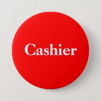 Cashier Pin Back Button