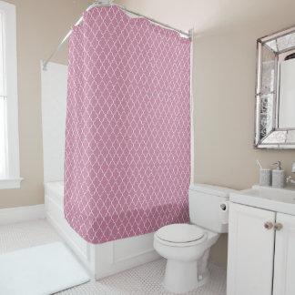 Cashmere Pink Quatrefoil