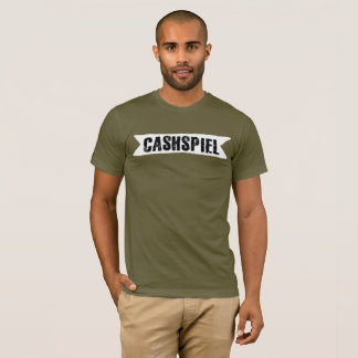 Cashspiel, Curling Tournament T-Shirt