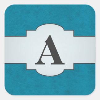 Casino à la maison fait sur commande de velours de sticker carré