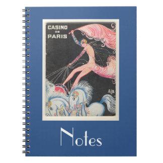 Casino de Paris | Spiral Notebook