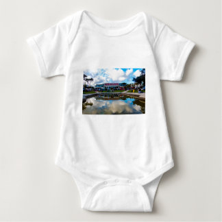 Casino Estoril Street Food Festival Baby Bodysuit
