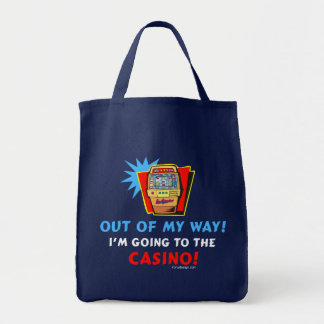 Casino Lovers Tote Bag