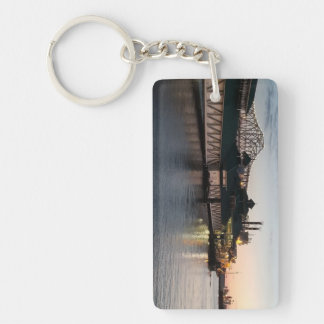 Casino on the Mississippi River Key Chain