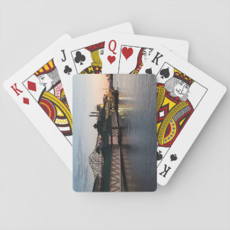 Casino on the Mississippi River Playing Cards