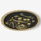 Casino Party Goods Paper Plate