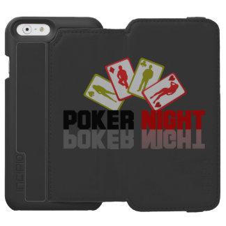 Casino Poker Incipio Watson™ iPhone 6 Wallet Case