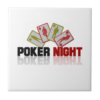 Casino Poker Tile