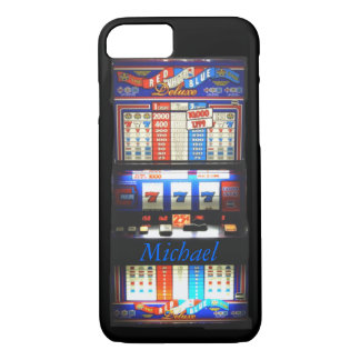 Casino Slot Machine iPhone 7 Case