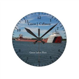 Cason J. Callaway clock