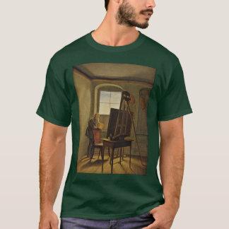 Caspar David Friedrich In His Studio T-Shirt
