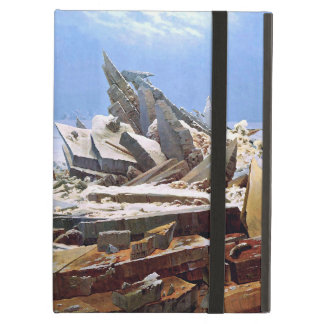 CASPAR DAVID FRIEDRICH - The sea of ice 1824 Case For iPad Air