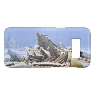 CASPAR DAVID FRIEDRICH - The sea of ice 1824 Case-Mate Samsung Galaxy S8 Case