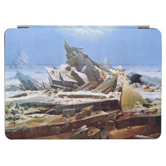 CASPAR DAVID FRIEDRICH - The sea of ice 1824 iPad Air Cover