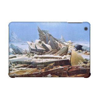 CASPAR DAVID FRIEDRICH - The sea of ice 1824 iPad Mini Retina Covers