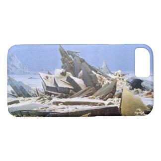 CASPAR DAVID FRIEDRICH - The sea of ice 1824 iPhone 8/7 Case