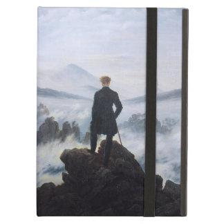 CASPAR DAVID FRIEDRICH - Wanderer above the sea Case For iPad Air