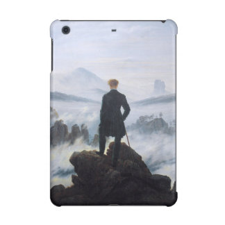 CASPAR DAVID FRIEDRICH - Wanderer above the sea iPad Mini Retina Cases