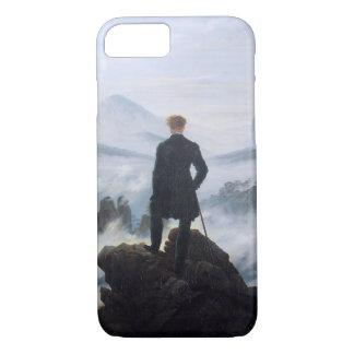 CASPAR DAVID FRIEDRICH - Wanderer above the sea iPhone 8/7 Case