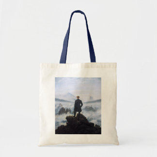 CASPAR DAVID FRIEDRICH - Wanderer above the sea Tote Bag