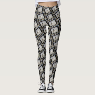 Casper and Sancho Leggings