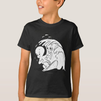 Casper and the Big Wave T-Shirt