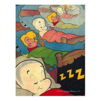 Casper Cover 9 Postcard
