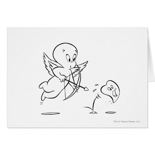 Casper Cupid Card