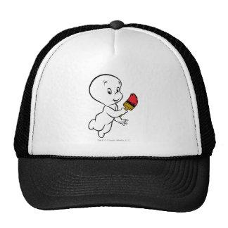 Casper Painting Trucker Hat