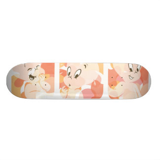 Casper Totally Transparent Skate Board Decks