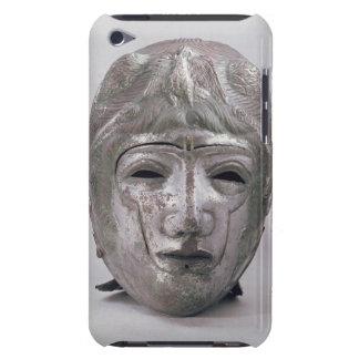 Casque avec la décoration d'Eagle, romaine (argent Coques iPod Touch