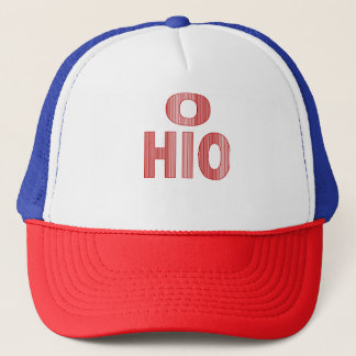 Casquett OHIO B Trucker Hat