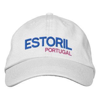 Casquette ЭшторилПортугалияшляпа d'Estoril* Casquette De Baseball Brodée