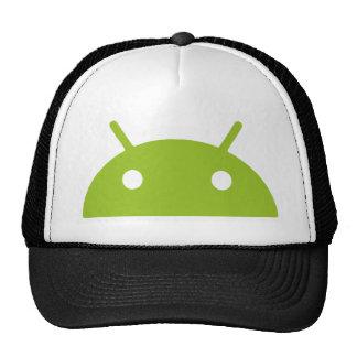 Casquette androïde de camionneur de Google