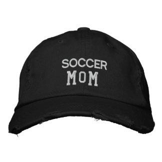 Casquette Brodée Maman du football