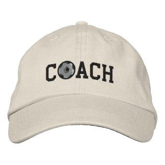 Casquette d entraîneur du football