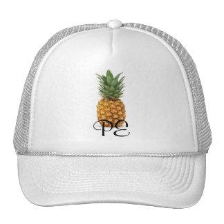 Casquette d'ananas