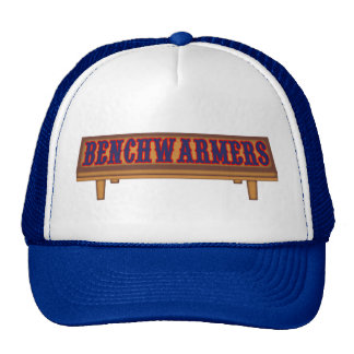 Casquette de baseball de Benchwarmers, casquettes