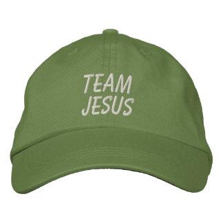Casquette de Jésus d'équipe Casquettes Brodées