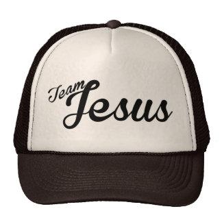 Casquette de Jésus d'équipe