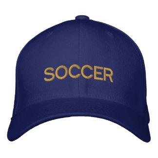 Casquette de logo du FOOTBALL pour des fans de