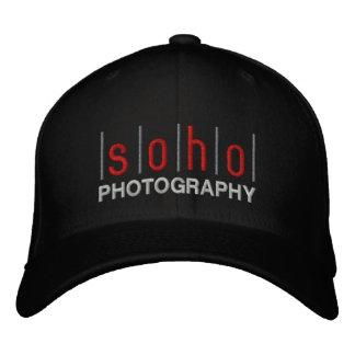 Casquette de photographie de SOHO Chapeaux Brodés