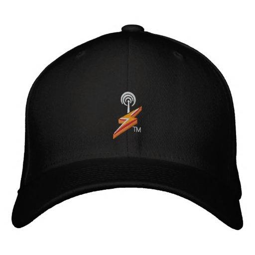 Casquette de SHOUTcast (noir) Chapeaux Brodés