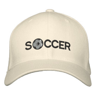 Casquette du football casquette brodée