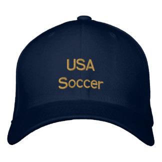 Casquette du football des Etats-Unis pour des fans
