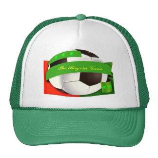 Casquette irlandais du football