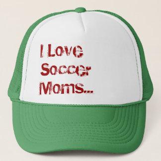 Casquette J'aime des mamans du football… (le casquette)