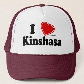 Casquette J'aime Kinshasa