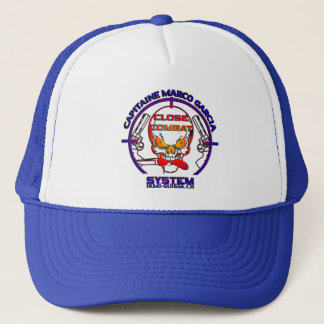 Casquette of CCS cap. Garcia Marco Trucker Hat